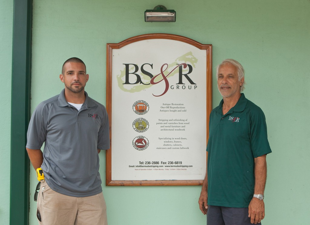 Family business at BS&R